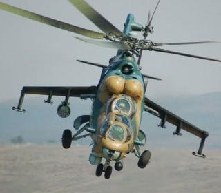 Mi24 helikopter (Mi24 helikopter)