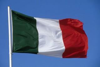 Olasz zászló (olaszország, zászló, )