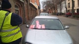 Parkolási büntetés (parkolás, autó)