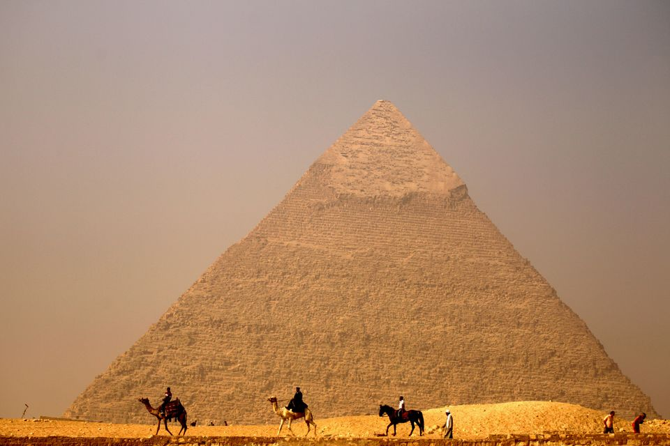 Piramis (piramis, egyiptom, )