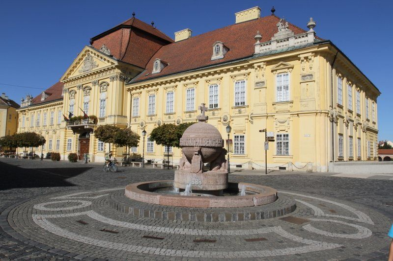 Püspöki Palota Székesfehérvár (Püspöki Palota Székesfehérvár)