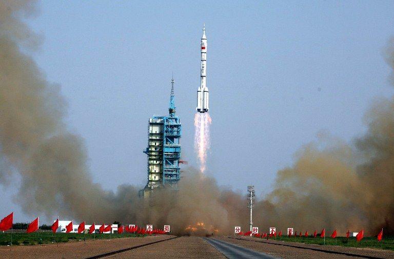 Sencsou-9 fellövés (sencsou-9, űrhajó, kína, )