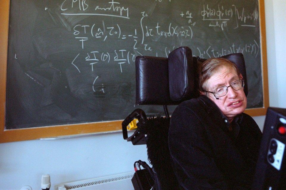 Stephen Hawking (Stephen Hawking)