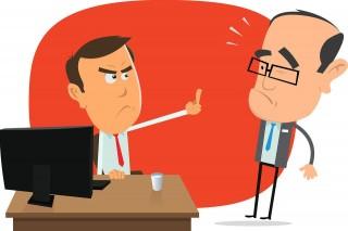 főnök vs alkalmazott (főnök, alkalmazott, )