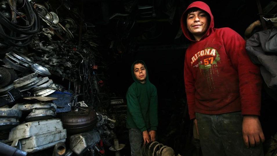 gyerekmunka (gyerekmunka, szegénység)