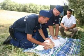 határrendészek (határrendészek versenye)