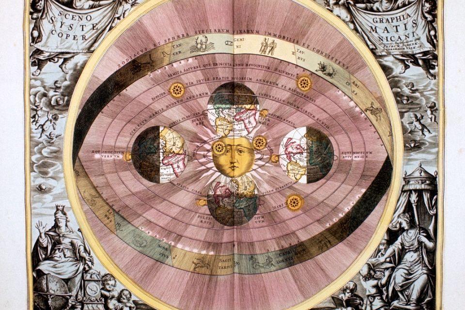 heliocentrikus-elmélet (heliocentrikus elmélet, Kopernikusz)