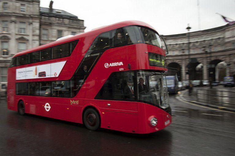 londoni busz (londoni busz)