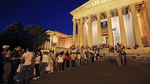 múzeumok éjszakája (múzeumok éjszakája, )