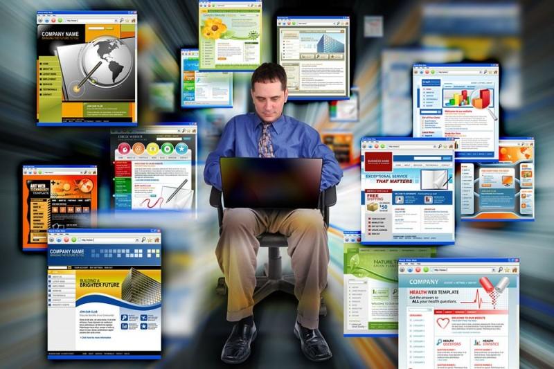 online marketing (online marketing, honlap, reklám, hirdetés, )