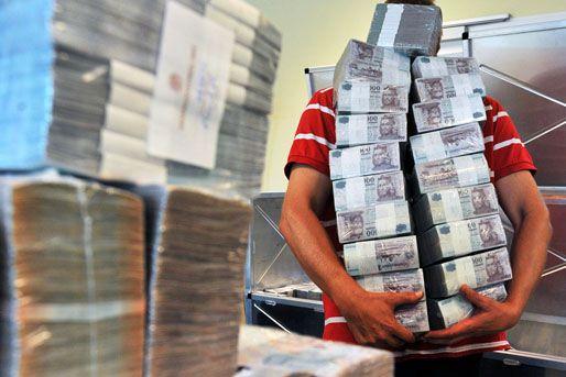 pénz (pénz, milliomos)