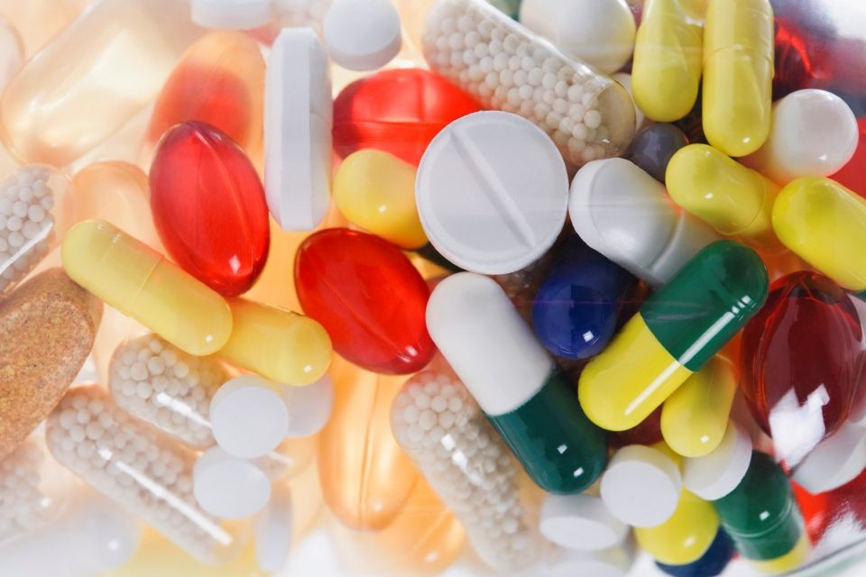 pirulák (gyógyszer, orvosság)