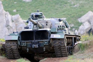 török harckocsi (harckocsi, tank, török harckocsi)