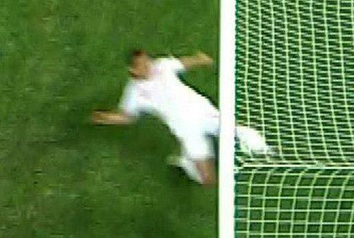 ukrán gól (gólvonal, gól)