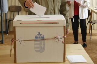voksolás (szavazás, voks, urna, szavazóurna)