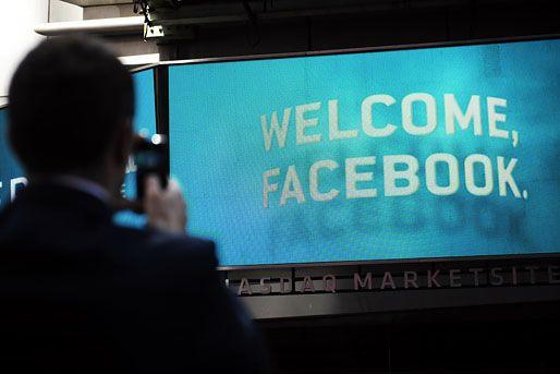 welcome facebook (facebook, )