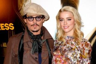 Amber Heard-Johnny Depp (Amber Heard, Johnny Depp)
