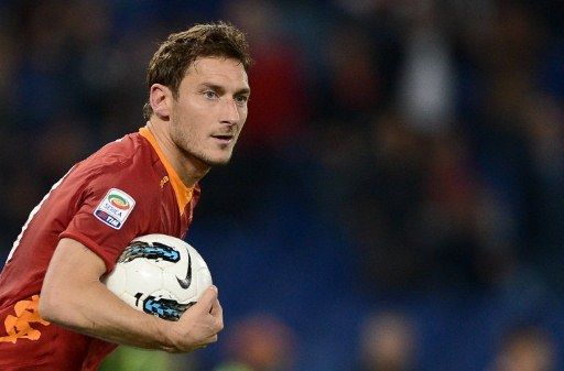 Francesco Totti (Array)
