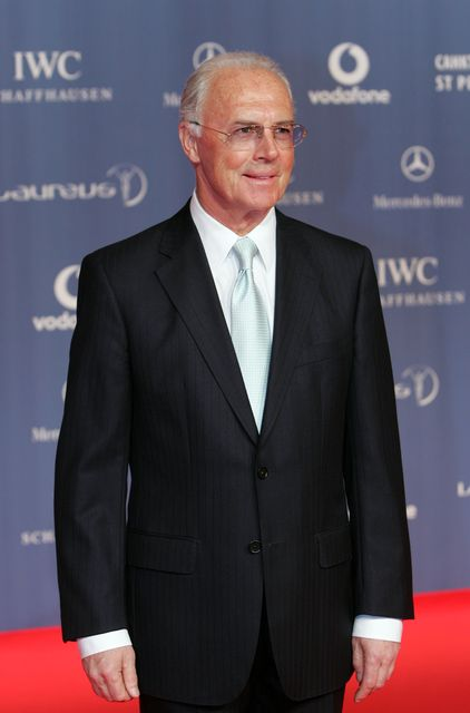 Franz Beckenbauer (franz beckenbauer, )