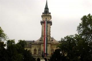 Hodmezovasarhely-varoshaza (Hódmezővásárhely városháza)