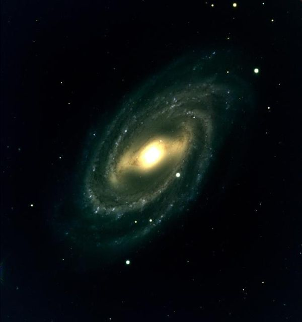 M109 spirálgalaxis (m109, galaxis, spirálgalaxis, )