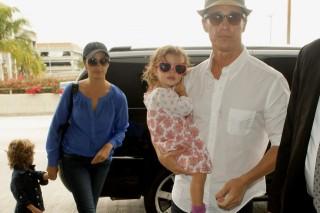 Matthew McConaughey családjával (Matthew McConaughey családjával)