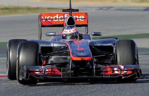 McLaren Mercedes (McLaren Mercedes)