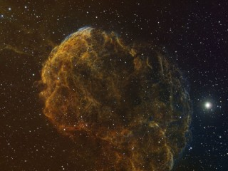 Medúza-köd (medúza-köd, ic 443, nebula, )