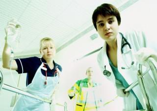 Nővér, orvos (nővér, orvos,)