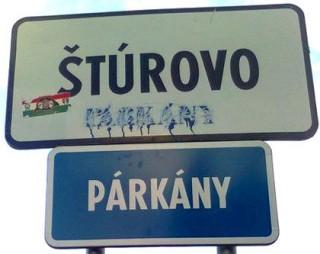 Párkány - Szlovákia (párkány, szlovákia, )