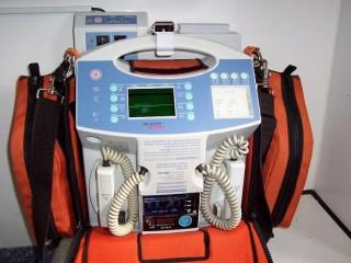 defibrillátor (defibrillátor, )