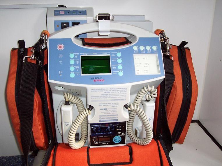 defibrillátor (defibrillátor, mosonmagyaróvár, adomány)