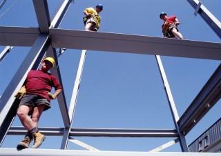 építkezés (építkezés, munkás, )