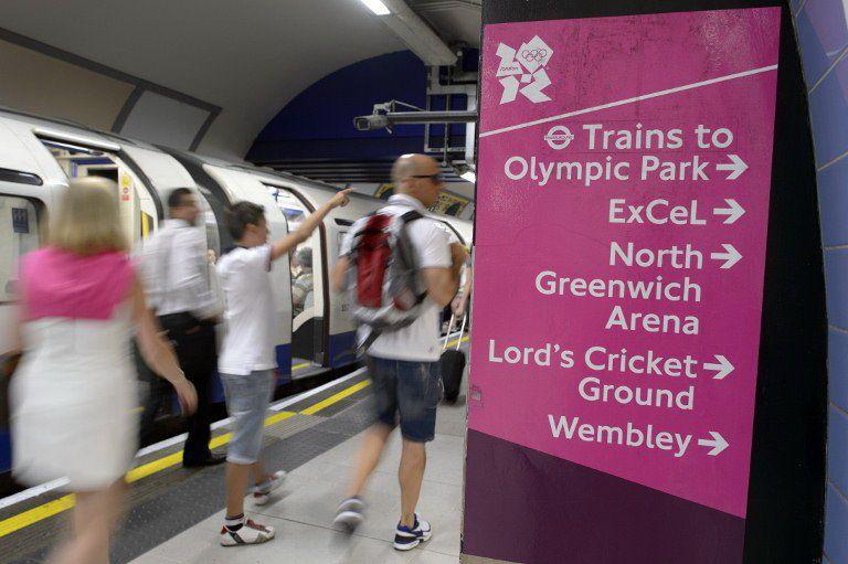 londoni metró (londoni metró)