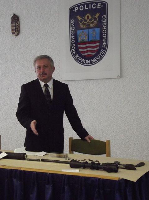 lövöldözés Tét (lövöldözés Tét)
