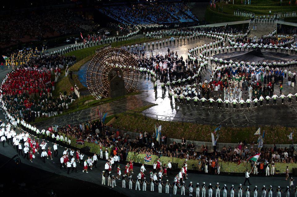 megnyitóünnepség (london 2012, olimpia 2012, megnyitóünnepség)