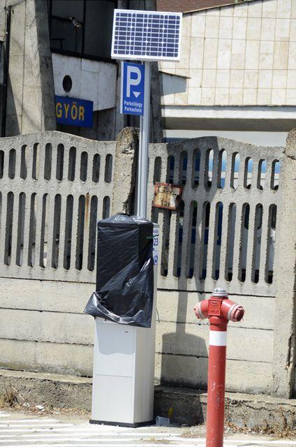 parkoló (győrszol, parkolás, győr, )