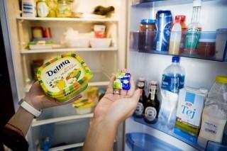 vaj és margarin (vaj, margarin, hűtő)