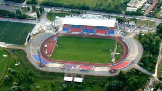 A Sóstói-stadion (videoton fc, egri fc, )