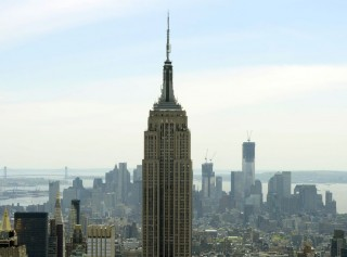 Empire State Building (new york, empire state building, )