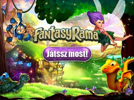 FantasyRama (fantasyrama, bigpoint, játszd újra!, )