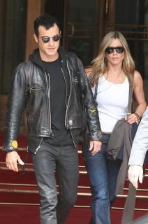 Jennifer Aniston-Justin Theroux (Jennifer Aniston, Justin Theroux)