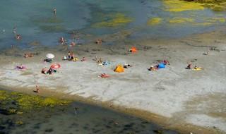 Kiapadt Balaton (balaton, vízpart)