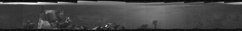 Mars 360 fokban (mars, panorámakép, curiosity, )