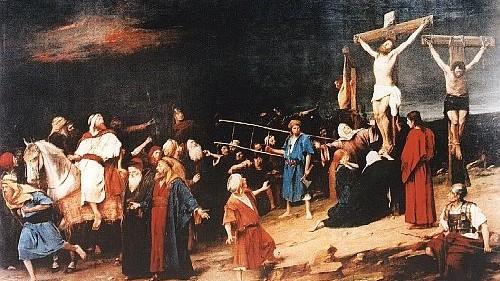 Munkácsy Golgotája (munkácsy, golgota, jézus, )