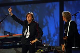 Paul McCartney (Paul McCartney, london 2012, olimpiai megnyitó, )