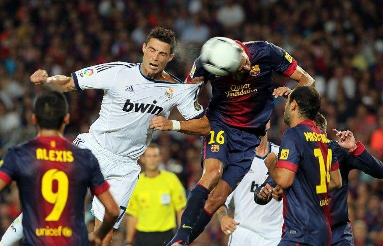 Real Madrid, Barcelona (real madrid, barcelona, )