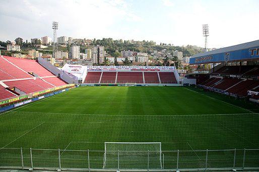 Trabzonspor stadion (trabzonspor as, trabzonspor, )