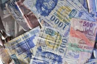forint (forint, pénz, )