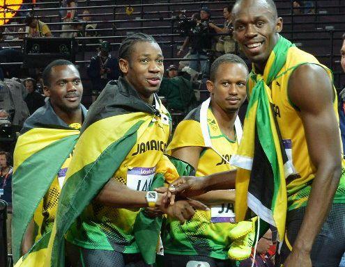 jamaica 4x100 (jamaica 4x100)